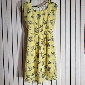 MAURICES Yellow dress Pre-Loved